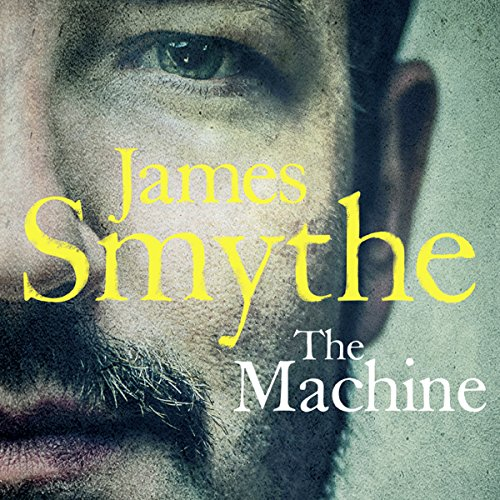 The Machine audiobook cover art