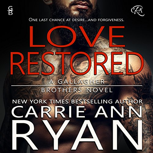 Love Restored audiobook cover art