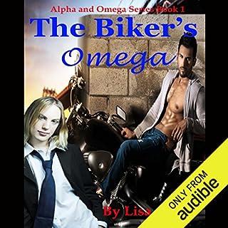 The Biker's Omega audiobook cover art