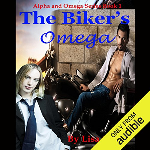 The Biker's Omega audiobook cover art