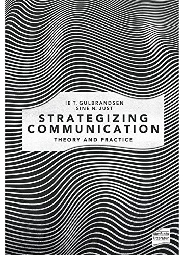 Strategizing Communication: Theory and Practice