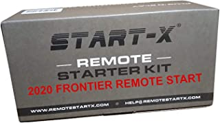 Start-X Remote Starter Compatible with Nissan Frontier 2020 & 2021 Push to Start