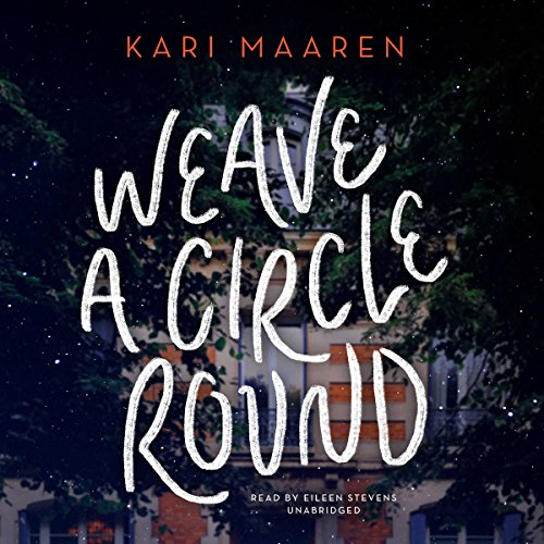 Weave a Circle Round audiobook cover art