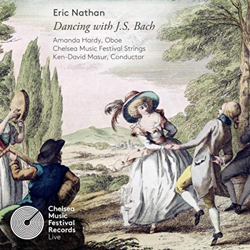Dancing with J.S. Bach I: III. Andante (From Keyboard Sonata in D Minor, BWV 964) [Orch. by Eric Nathan]