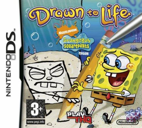 Drawn to Life Edición Bob Esponja