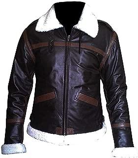 KAAZEE Rocky Balboa Stallone Shearling Jacket