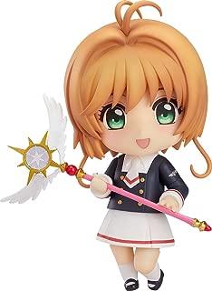 Good Smile Cardcaptor Sakura Clear Card: Kinomoto Tomoeda Junior High Uniform Version Nendoroid Action Figure