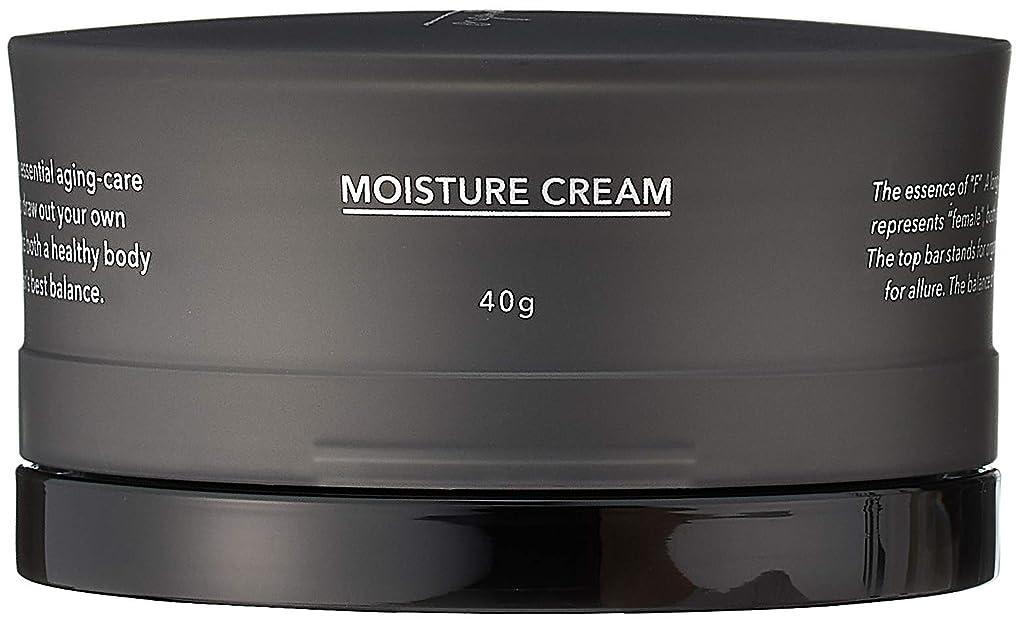 突然二層限定F organics(エッフェオーガニック) モイスチャークリーム 40g