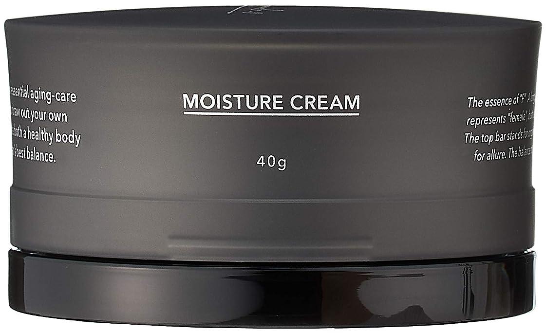 F organics(エッフェオーガニック) モイスチャークリーム 40g