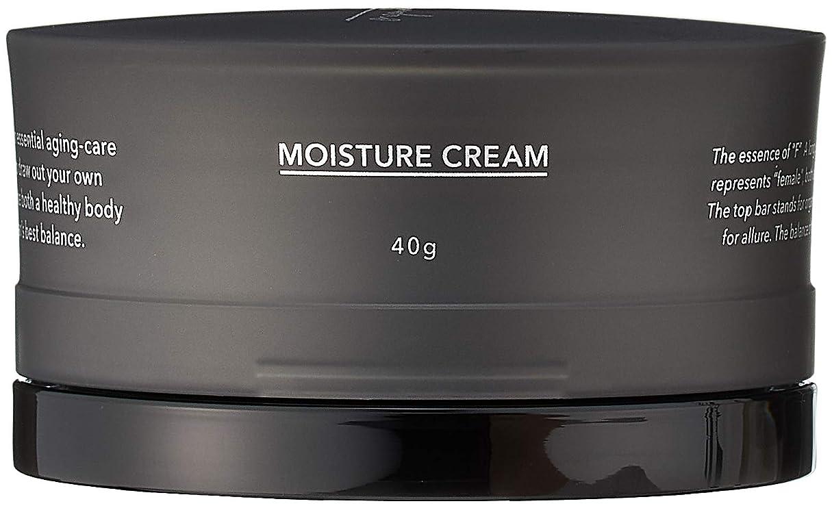 スロット出身地構想するF organics(エッフェオーガニック) モイスチャークリーム 40g