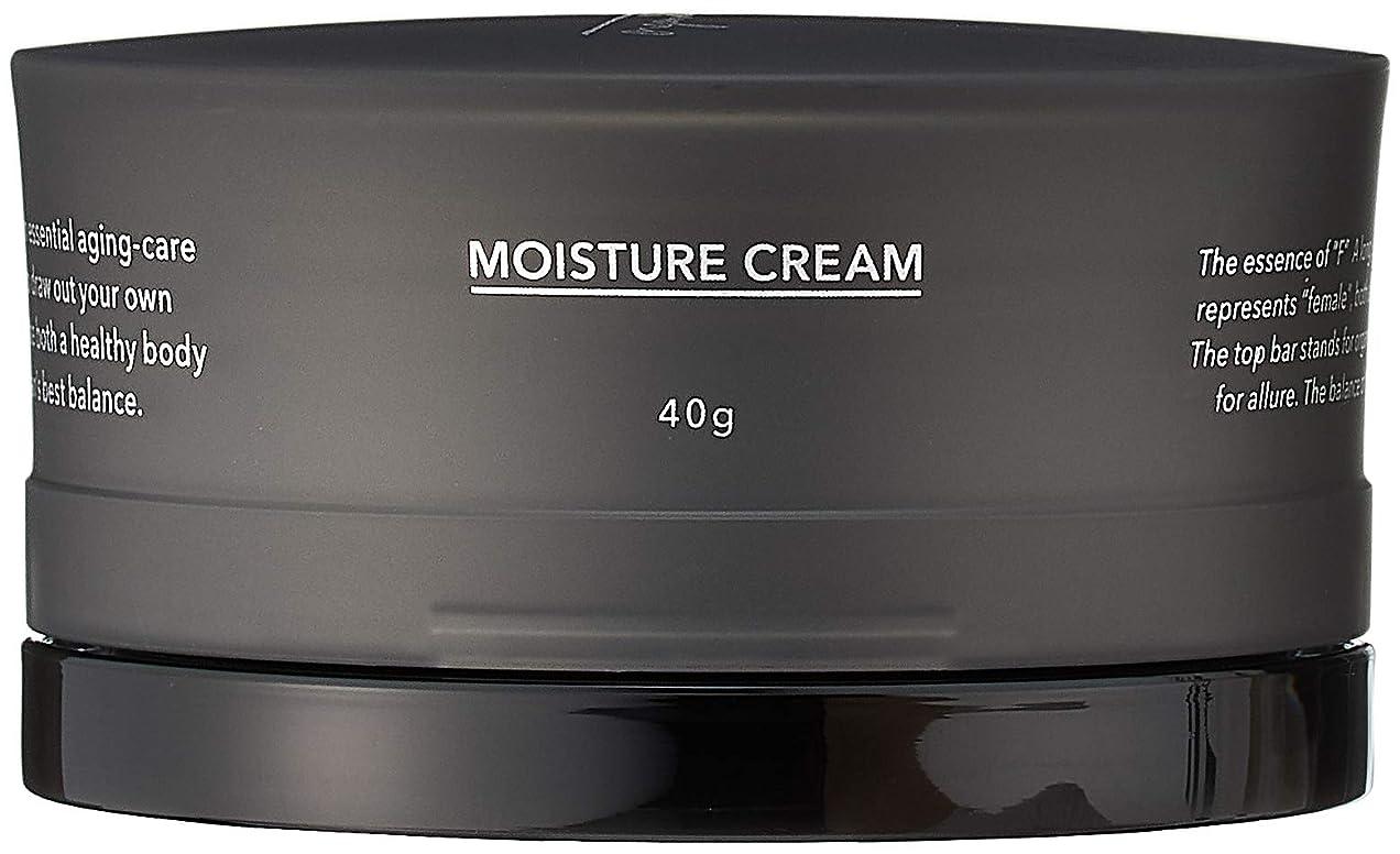 許可嬉しいですペストF organics(エッフェオーガニック) モイスチャークリーム 40g