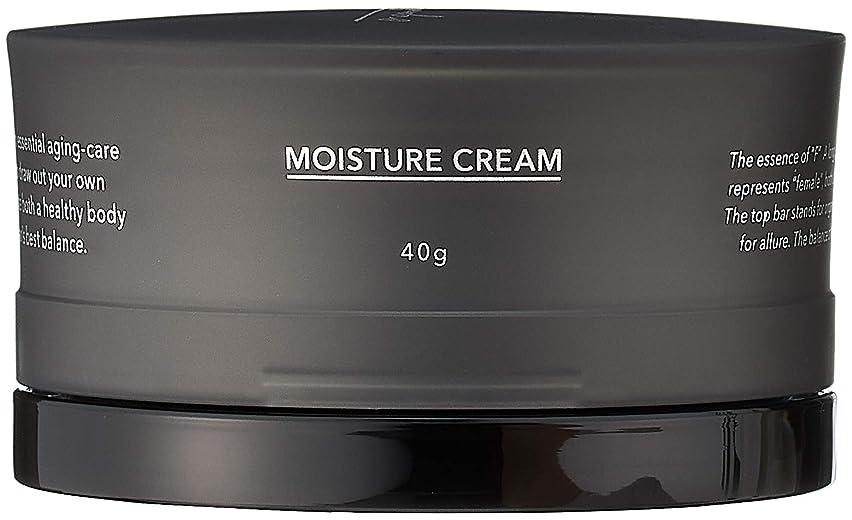 ファセットフィラデルフィア実現可能性F organics(エッフェオーガニック) モイスチャークリーム 40g