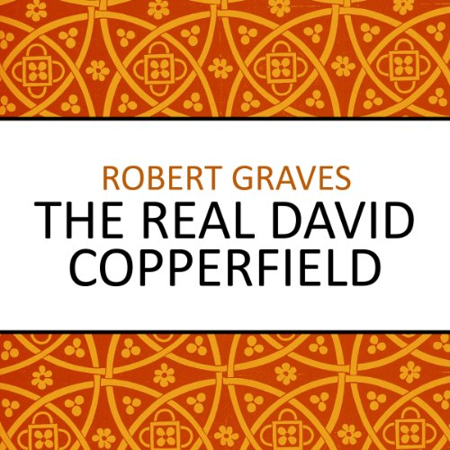 The Real David Copperfield audiobook cover art
