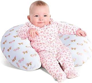 بالش پرستاری ، بالش های شیردهی نوزادان موقعیت دار برای نوزادان ، بالش پشتیبانی از تغذیه نوزاد به مدت 0-12 ماه ، ساخته شده با پنبه قابل تنفس - چند منظوره