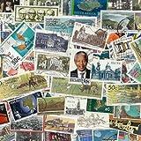 Briefmarkensammlung Südafrika abgestempelte Marken, Verschiedene Motive 300Briefmarken Verschiedenen