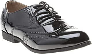 TRUFFLE Eliz77 Womens Shoes Black