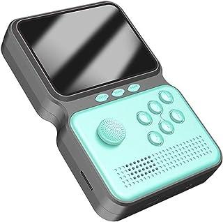 وحدة تحكم ألعاب كلاسيكية كلاسيكية صغيرة محمولة 16 بت بحجم 3.5 بوصة (اللون: GN)