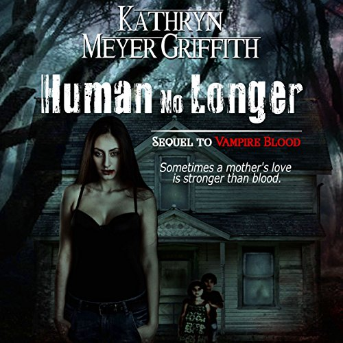 Human No Longer audiobook cover art