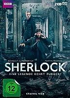 Sherlock - Eine Legende kehrt zurück! - Staffel 4 - Doppel DVD