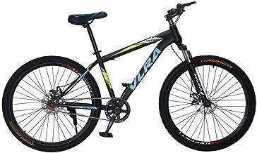 VLRA BIKE mountain bike bike sport fitness mountain bike 26 inch 24 inch couple bike (blue, 24)