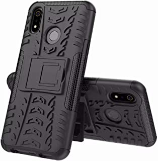 FanTing Case for LG W30 Pro, Detachable 2 in 1 Shockproof Cover [Drop Resistance] [High Impact] [Heavy Duty] [TPU+PC] With...