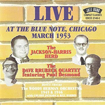 Live at the Blue Note, Chicago - March 1955