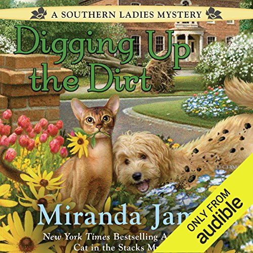 Digging Up the Dirt audiobook cover art