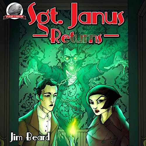 Sgt. Janus Returns audiobook cover art