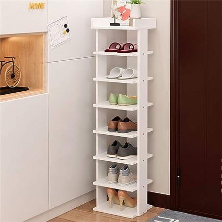 FF Estantes para Zapatos Diseño de 8 Niveles para Estante de ...