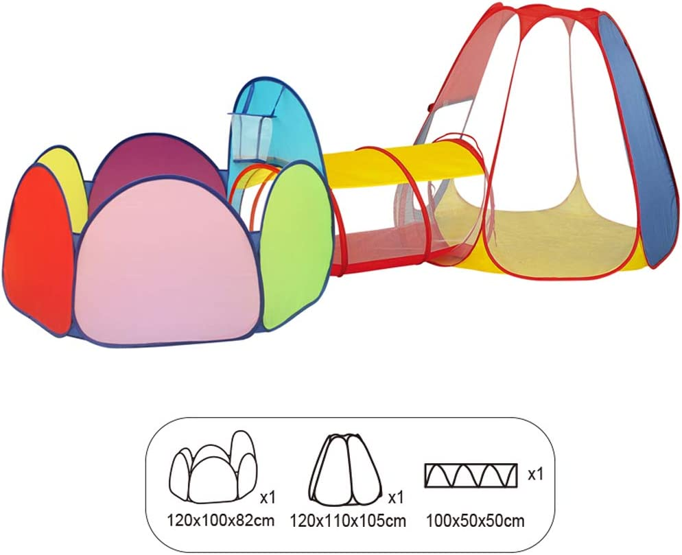 Baby Playpen Be super welcome Play Fence Indoors Kids Ball Pit Cheap super special price Tent Tunnel C