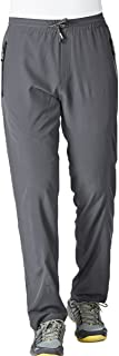 Men's Lightweight Breathable Casual Hiking Running Pants Outdoor Sports Quick Dry Trousers