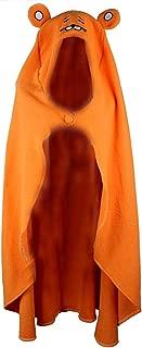 Amayar Anime Cosplay Robe Flannel Winter Cloak Halloween Costume