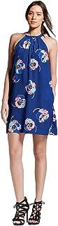 Isani Women's Poppy Print Halter Dress