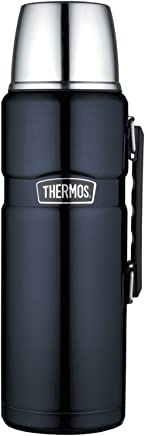 Thermos Stainless King 68 Ounce Vacuum Insulated Beverage...