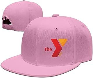 The YMCA Logo Punk Style Hat Plain Adjustable Baseball Cap Natural