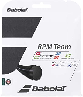 Corda Babolat RPM Team 16L 1.30mm Pink - Set Individual