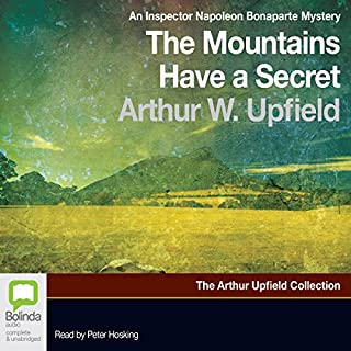The Mountains Have a Secret audiobook cover art