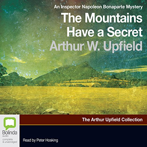The Mountains Have a Secret cover art