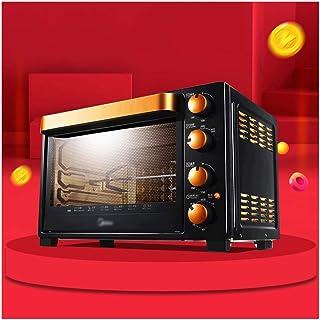 LYQ hornos de Cocina-Mini Horno con Parrilla,Horno de tostadora de Calentamiento rápido de 32 litros,Funciones de cocción,Incluye Rejilla y Horno para Hornear