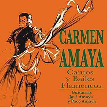Cantos y Bailes Flamencos