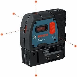 Bosch 5-Point Alignment Laser GPL 5