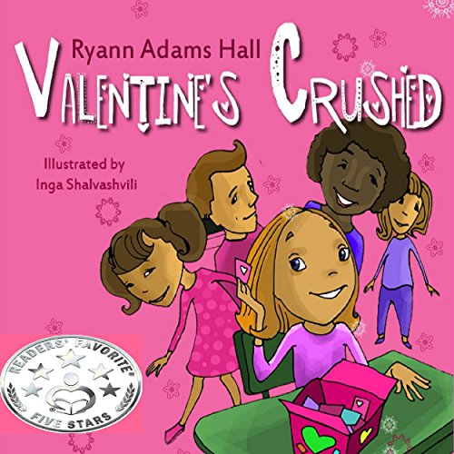 Valentine's Crushed audiobook cover art