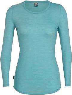 3c5064fec73cc Amazon.fr : Icebreaker - T-shirts, tops et chemisiers / Femme ...