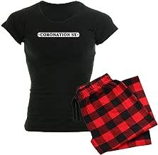 CafePress - Coronation Street Logo - Womens Novelty Cotton Pajama Set, Comfortable PJ Sleepwear