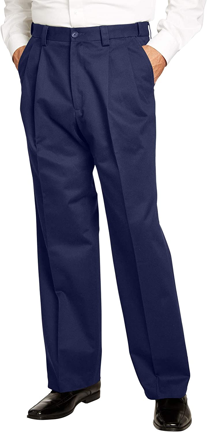 KingSize Max 65% OFF Men's Big Tall Relaxed Wa Expandable Fit Wrinkle-Free New item