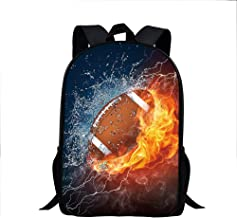 bag of 10 footballs