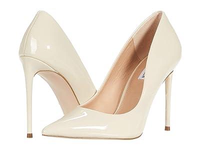 Steve Madden Vala Pumps (Bone Patent) High Heels