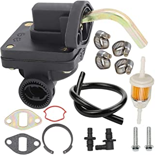 12-559-02-s Fuel Pump Kit For Kohler CH11-CH16 Engine John Deere AM133627 LT133 LT155 LT150 LT160 Rotary 13386 Garden Tractors By TOPEMAI
