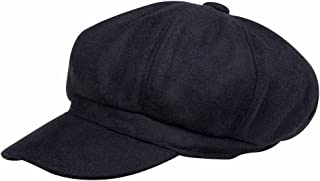 VBIGER Newsboy Hat Beret Hat Fedora Wool Blend Cap Collection Hats Cabbie  Visor Cap Men Women bee96715873