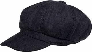 Newsboy Hat Beret Hat Fedora Wool Blend Cap Collection Hats Cabbie Visor Cap for Men Women